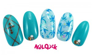 nail_Turquoise