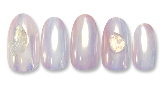 Aurora nail